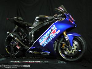 Superbike-Coach GP-Style Yamaha Project