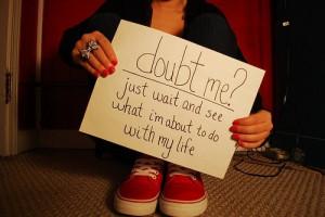 motivational quotes doubt me Motivational Quotes | Doubt Me? Just wait ...