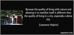 More Lawrence Halprin Quotes