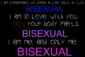 Back > Gallery For > Bisexual Quotes And Sayings