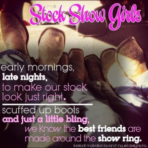 Quotes, Livestock Show Girls, Ffa, Country Girls, Stockshow Quotes ...