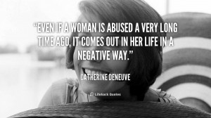Abused Women Quotes