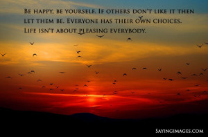 Inspiring Quotes About Being Yourself