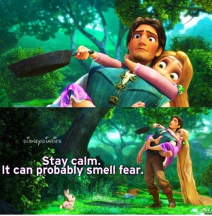 cute, disney, eugene fitzherbert, funny, movie, movies, quote, quotes ...