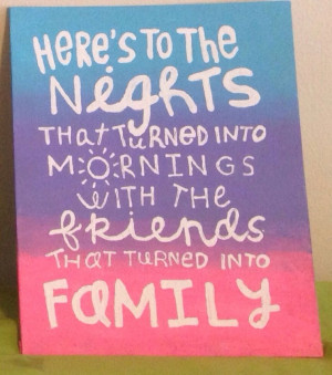 Cute quote for my little! Big/little sorority crafts by susanhall