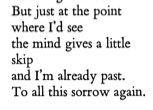 Jack Gilbert, POETRY, January 1965