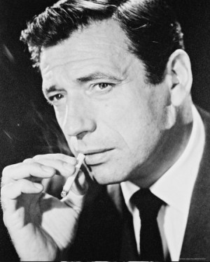 Yves Montand - Buy this photo at AllPosters.com