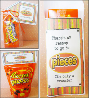 Missionary Candy Sayings