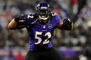 Ray Lewis Out For the Season? Baltimore Ravens