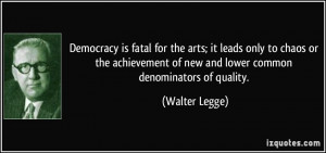 More Walter Legge Quotes