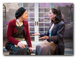 presents an accomplished production of Wendy Wasserstein 39 s Third