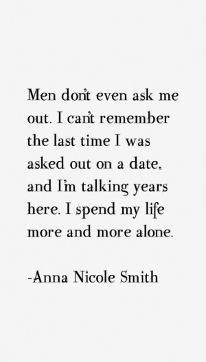 Anna Nicole Smith Quotes & Sayings