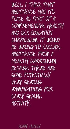 Abstinence quotes and sayings