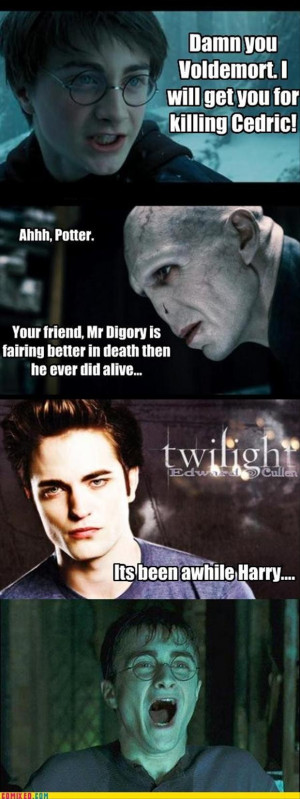 tagged with Funny Harry Potter Pictures - 42 Pics
