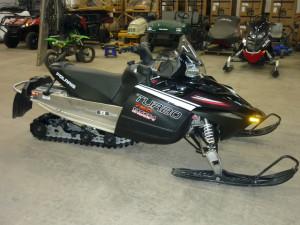 chesterman power products polaris 750 turbo iq fst snowmobile
