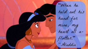 disney love quotes Sometimes love makes the heart