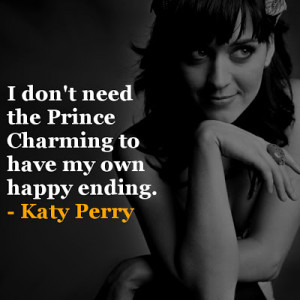 Katy Perry inspirational quotes