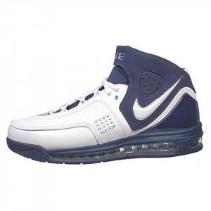 Nike Air Max Elite TB - White/White-Midnight Navy-Chrome [893278 ...