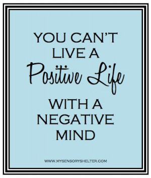 sayings positive attitude posters sayings best life funny positive ...