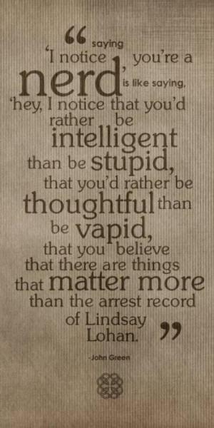 Nerd love quotes tumblr