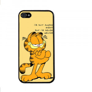 Free-Shipping-Garfield-Comic-Strip-the-Lazy-Cat-Funny-Quote-70-s-Hard ...
