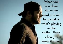 That's When You Know It's Over... Lee Brice lyrics