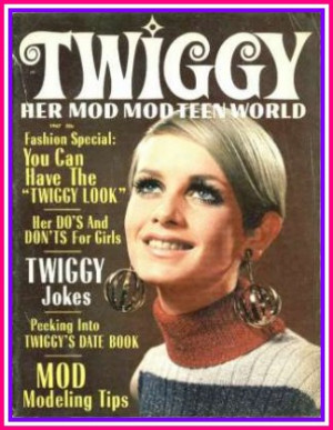60s Fox Friday- Twiggy