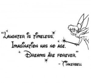 Tinkerbell Quotes And Sayings Tinkerbell quotes