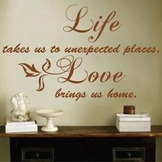 Wall Home Quotes