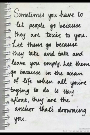 ... go and getting rid of these toxic people for good!!! Small claims here