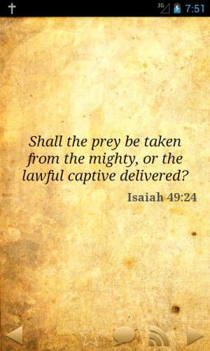 Daily Bible Verse KJV