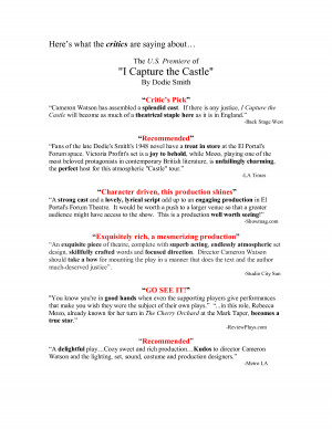 The Castle Quotes by Blainecheatham