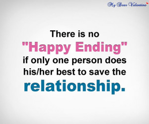 Sad-love-quotes-There-is-no-happy-ending