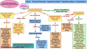 The Different Signs Hyperthyroidism And Hypothyroidism