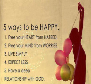 ... balloons happy quotes…it's about a relationship, not religion