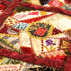 Crazy Patchwork Quilt Patterns
