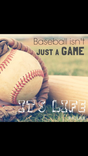 Baseball quotes (: