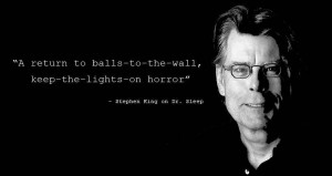 stephen king stephen king is for my money the one
