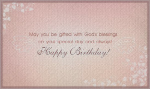 Happy Birthday Wishes for a Pastor