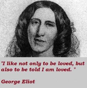 George eliot famous quotes 2