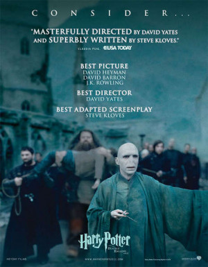 Harry Potter film series to receive special 2011 American Film ...