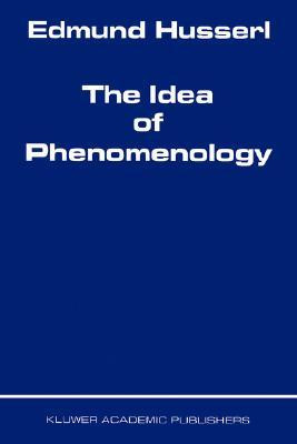 """Start by marking """"The Idea of Phenomenology"""" as Want to Read:"""