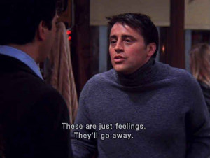 The 21 Best Lines From Joey Tribbiani On