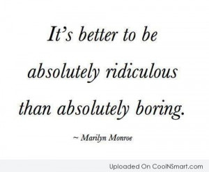 Boredom Quotes and Sayings