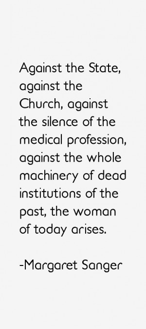 Against the State, against the Church, against the silence of the ...