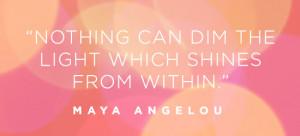 Wise Words: Maya Angelou