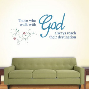 Home » Those Who Walk With God Always Reach Their Destination