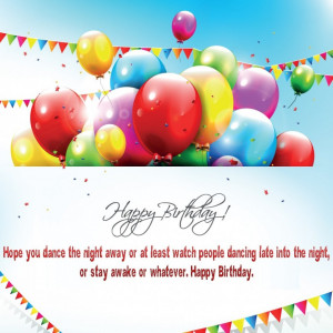 ... Greeting Cards Happy Birthday with Quotes, SMS, Message and Wishes