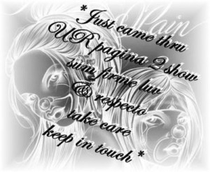 Chicano Love Quotes Showing some firme love