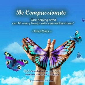 On being compassionate